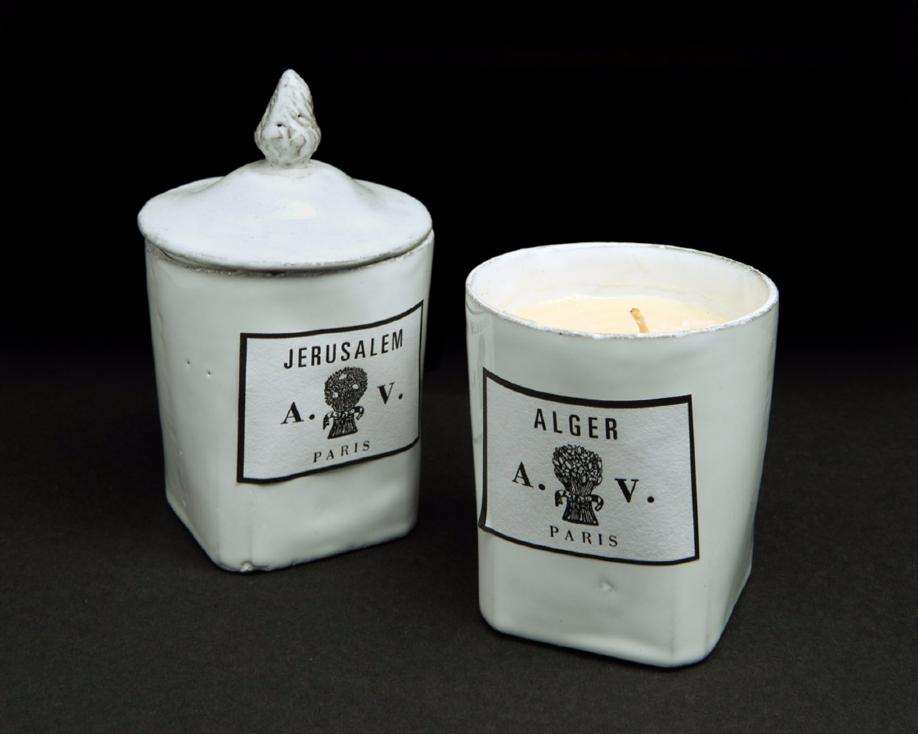 bougies parfum es astier de villatte. Black Bedroom Furniture Sets. Home Design Ideas